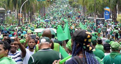 Marcha Verde responde a interrogantes sobre sus líderes y financiamiento
