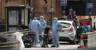 El autor del atropello en el Parlamento británico, acusado de intento de homicidio