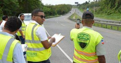 Intrant y Digesett identifican puntos críticos autopista