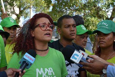 Marcha Verde anuncia avances en preparativos para garantizar Marcha del Millón sea una manifestación cívica y pacífica