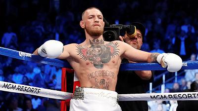 """""""Cobarde tembloroso"""": Conor McGregor insulta al padre de su rival ruso y ésta es su respuesta"""