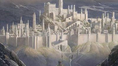 Sale a la venta 'La caída de Gondolin', el libro que Tolkien escribió durante 100 años
