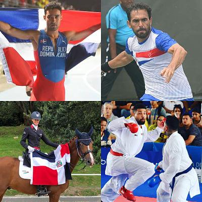 República Dominicana logra 107 medallas en Juegos Centroamericanos y del Caribe