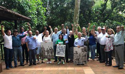 Fundación Caamaño respalda Marcha del Millón y al padre Rogelio Cruz