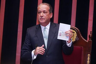 "Reinaldo Pared: ""Enfrentaré campaña perversa en mi contra, venga de donde venga"""