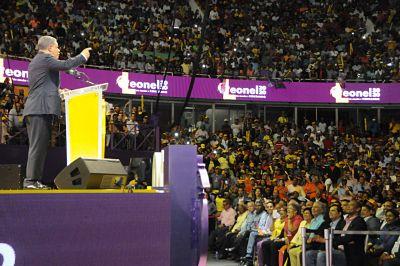 Leonel define ruta hacia la búsqueda por la candidatura presidencial