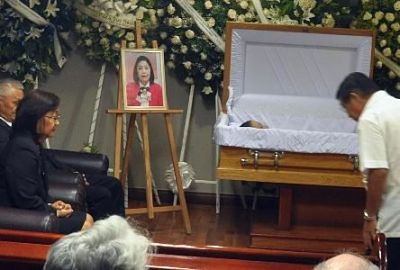 Sepultan restos de Tomoko Yamaki, directora de ACIS