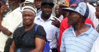 Cañeros insisten en reclamar pensiones en Palacio
