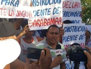 FALPO paralizará Monte de la Jagua en reclamo de carretera.