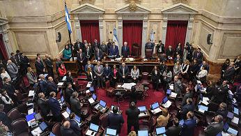 El Senado de Argentina rechaza la legalización del aborto