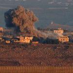 Israel lanza un ataque aéreo en el sur de los Altos del Golán