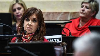 """Cristina de Kirchner sobre el aborto: """"Estamos rechazando un proyecto sin proponer alternativas"""""""