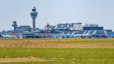 El aeropuerto de Ámsterdam suspende su funcionamiento por un fallo técnico