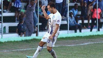 Triplete de Pablo Marisi da un triunfo a Atlántico FC
