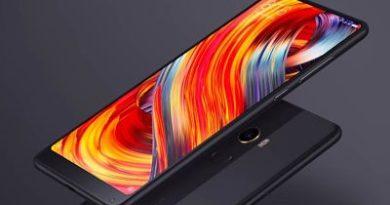 Xiaomi Mi Mix 3 sería un móvil todo pantalla y se lanzaría para ''ensombrecer'' a Apple