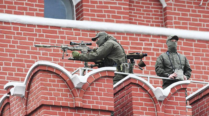 Conozcan el rifle que mantiene a salvo a Vladímir Putin