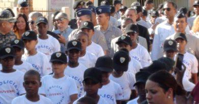 Director de la Policía se queja justicia libera a delincuentes
