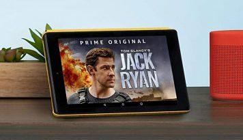 Amazon anuncia la nueva generación de su tablet Fire HD 8