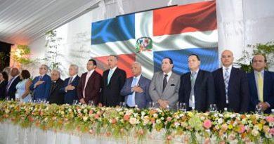 Destacadas personalidades asisten a Expo Feria Mayorista 2018 en SFM