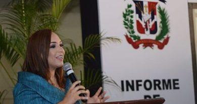 Diputada Karen Ricardo expone las memorias de su gestión 2017-2018