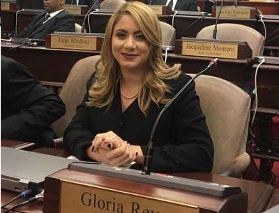 Diputada afirma Medina no cuenta en CD con votos para modificar Constitución
