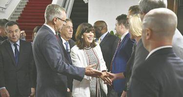 Embajadora de Estados Unidos presentará hoy cartas credenciales