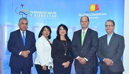 Ministerio de Turismo patrocinador Diamante Congreso de Turismo de Salud y Bienestar