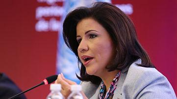 Vicepresidenta RD participará en foro sobre desigualdad