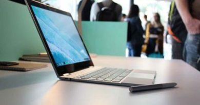 Los Chromebooks con sensor de huella de serie, cada día más cerca