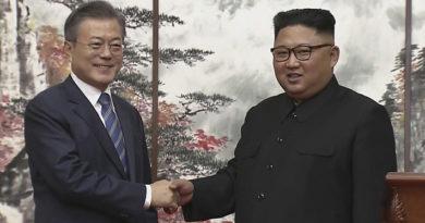 Las dos Coreas firman declaración conjunta y un acuerdo militar en Pyongyang
