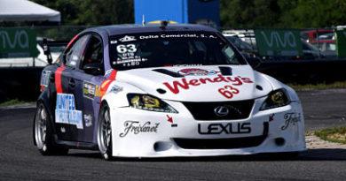 Alfredo Najri y Kiko Cabrera dividen en Toyota Grand Prix