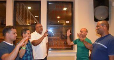 Integran nuevos directivos a Visión RD con Ramfis Trujillo