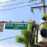 INTRANT da mantenimiento semáforos de la capital
