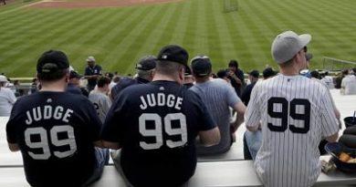 Judge otra vez lidera en camisetas vendidas, Altuve segundo