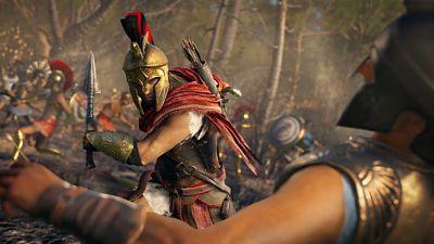 Assassin's Creed Odyssey llegará a Nintendo Switch gracias a la nube