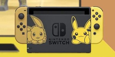 Nintendo Switch tendrá una edición limitada de Pokémon Let's Go