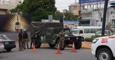 Despliegue de policías y militares en las calles es para prevenir desórdenes