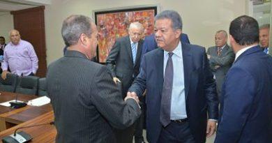 Reinaldo aclara Leonel estaba disponible para reunión del CP del PLD este lunes