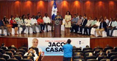 Surge nueva corriente magisterial María Trinidad Sánchez en la ADP y clama por un Frente Unido Opositor interno contra la continuidad de Hidalgo como presidente