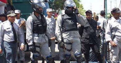 Policía Nacional realiza amplio operativo en Valverde