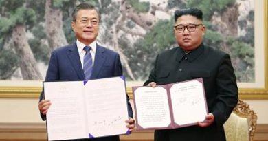 Kim promete desmantelar su principal central nuclear y anuncia que visitará Seúl