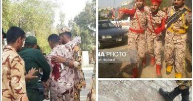 FOTOS: Varios muertos en un atentado durante un desfile militar en el sur de Irán