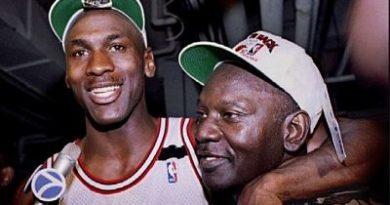 El juego más emotivo de Michael Jordan