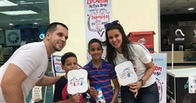 Con más de 5 mil litros de leche Moca se desborda en apoyo al Lechetón