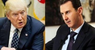 """Trump advirtió al régimen de Siria: """"El mundo está mirando"""""""