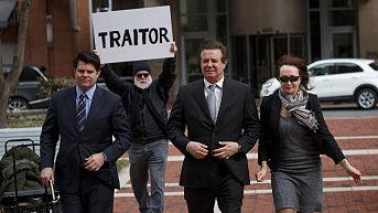 Trama rusa: Ex jefe de campaña de Trump se declara culpable y acepta cooperar con la Fiscalía
