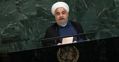 El presidente de Irán se pronuncia ante la Asamblea General de la ONU