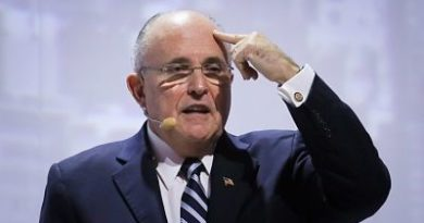 """Rudolph Giuliani: """"Actualmente, el régimen iraní es el más peligroso del mundo"""""""