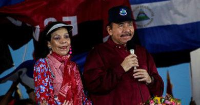 """Presidente de Nicaragua califica de """"injerencista"""" el proyecto de sanciones de EE.UU. contra su país"""