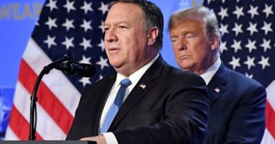 """Mike Pompeo aseguró que Estados Unidos """"va a ganar"""" la guerra comercial con China"""